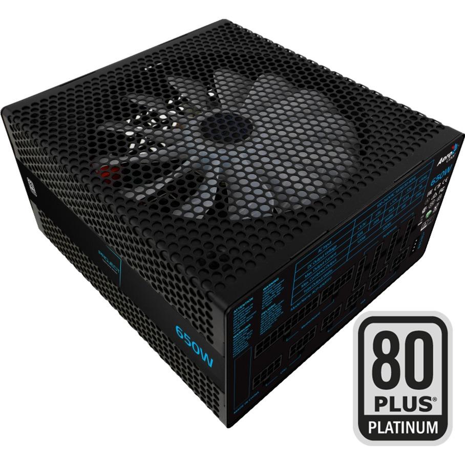 P7-650W Platinum 650W ATX , Alimentation PC