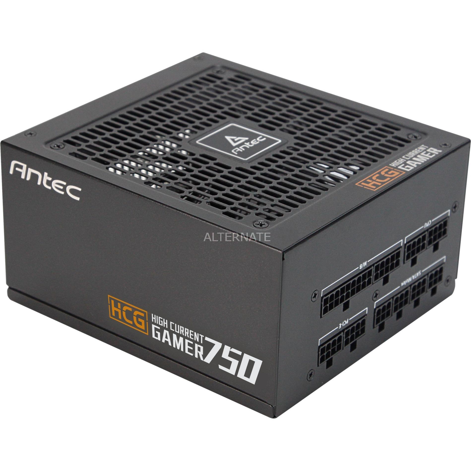 HCG750 Bronze 750W, Alimentation PC