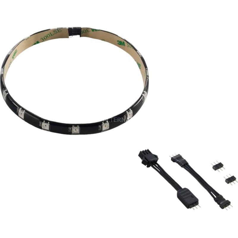 Addressable LED-strip 30 cm - RVB, Bande LED
