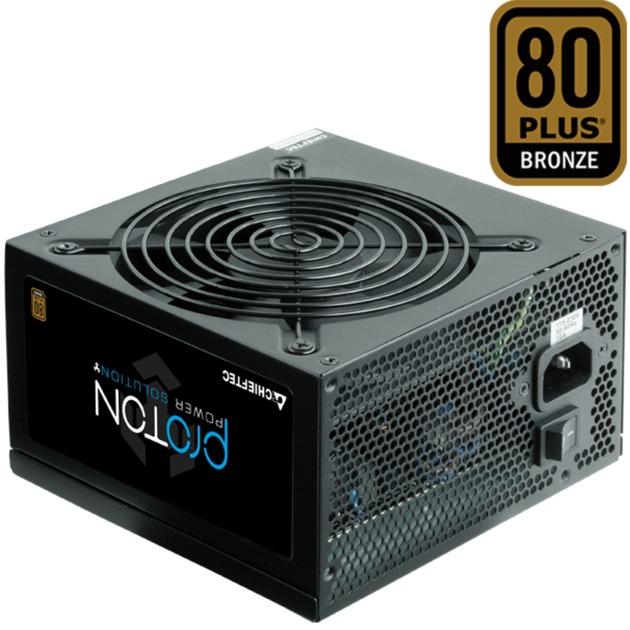BDF-500S 500W PS2 Noir unité d'alimentation d'énergie, Alimentation PC