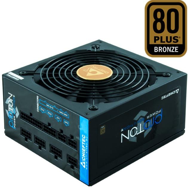 BDF-850C 850W PS2 Noir unité d'alimentation d'énergie, Alimentation PC