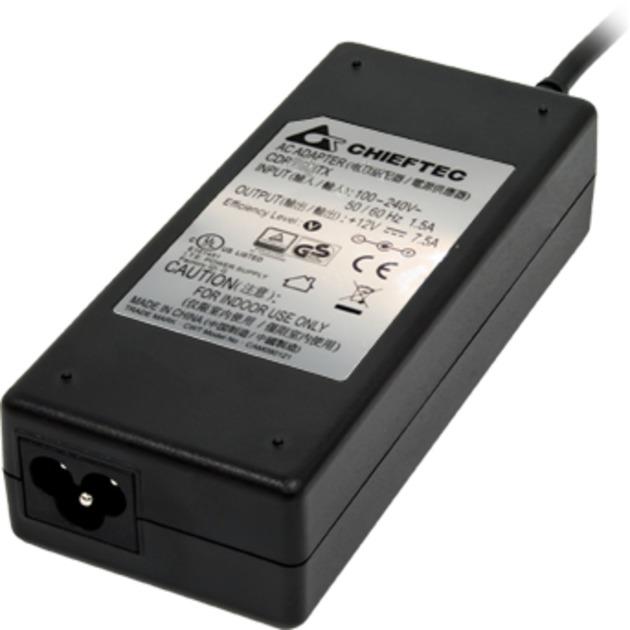CDP-085ITX Intérieur 85W Noir adaptateur de puissance & onduleur, Alimentation PC