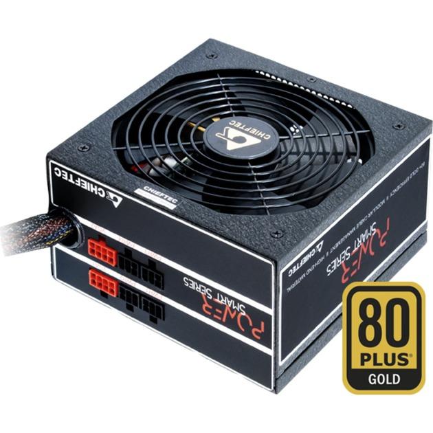 GPS-550C 550W ATX Noir unité d'alimentation d'énergie, Alimentation PC