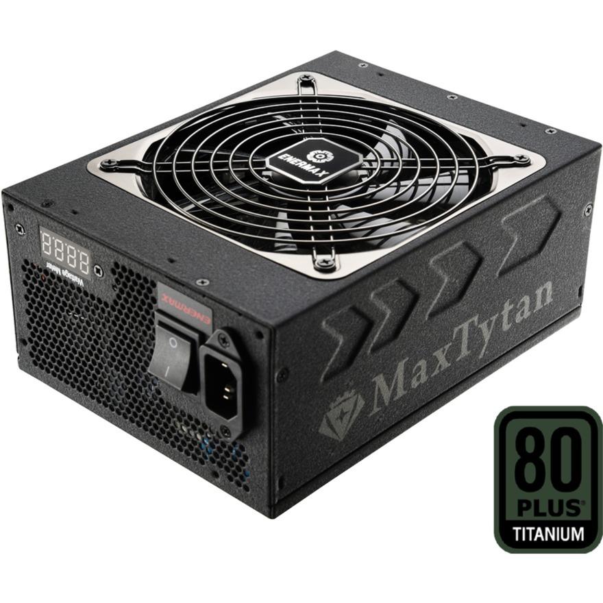 EDT1250EWT 1250W ATX Noir unité d'alimentation d'énergie, Alimentation PC