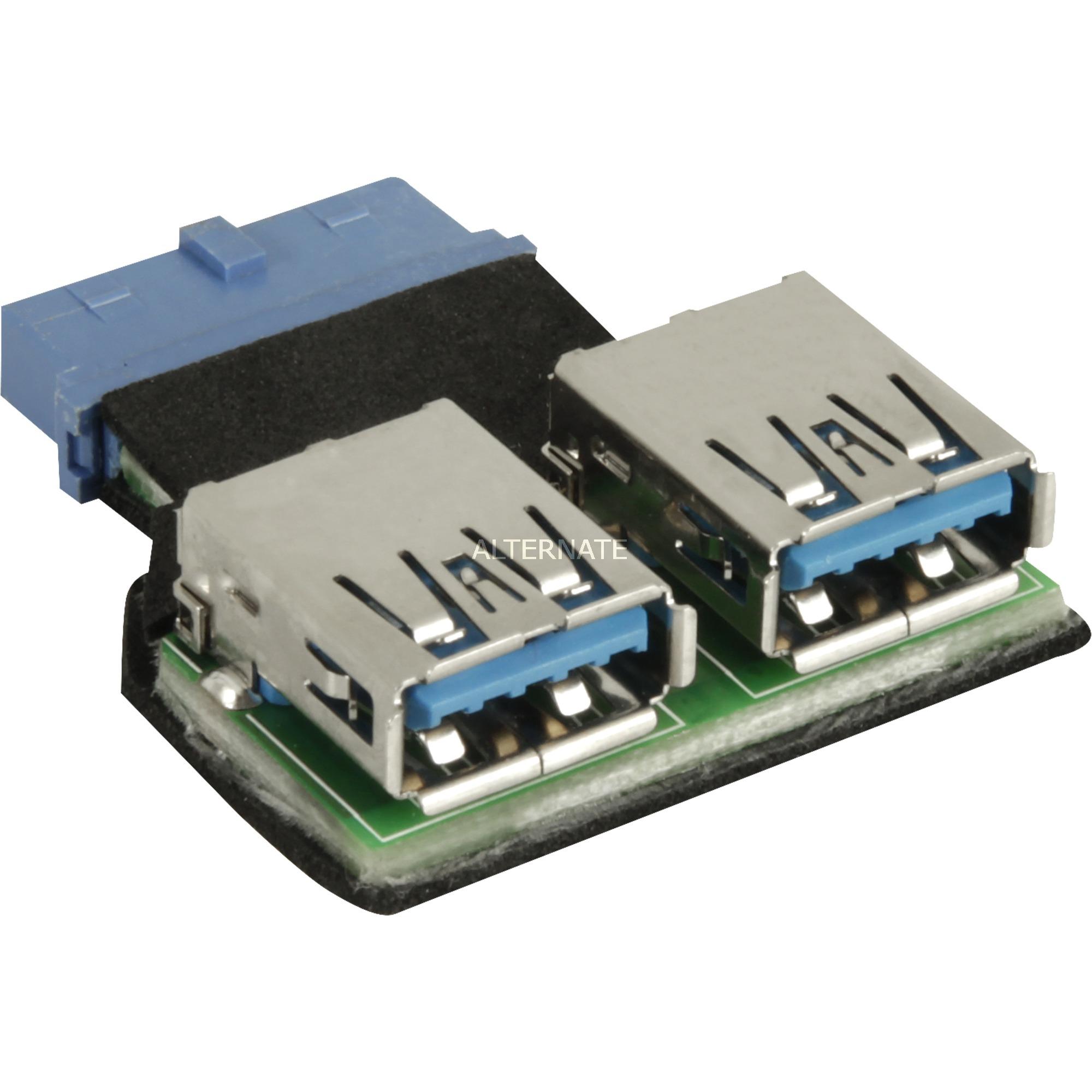 UC-01 Interne USB 3.0 carte et adaptateur d'interfaces, Adaptateur USB