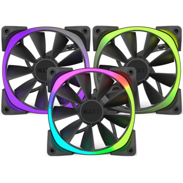 Aer RGB Boitier PC Ventilateur, Ventilateur de boîtier
