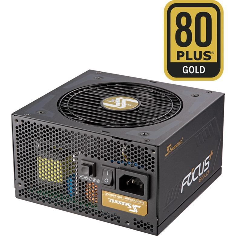 Focus Plus Gold 650W, Alimentation PC