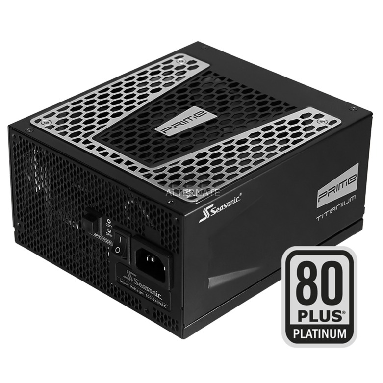 PRIME 750W Platinium, Alimentation PC