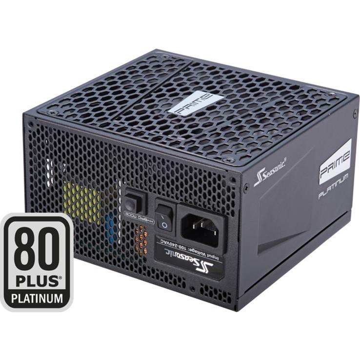 Prime Ultra Platinum 750W ATX Noir unité d'alimentation d'énergie, Alimentation PC