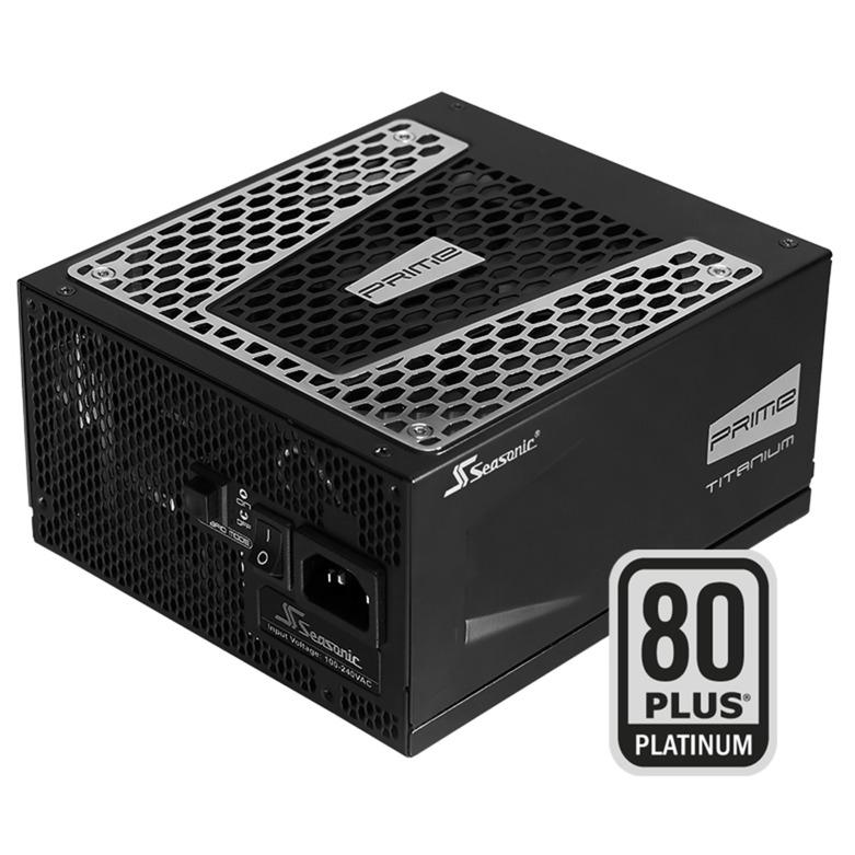 SSR-850PD, Alimentation PC
