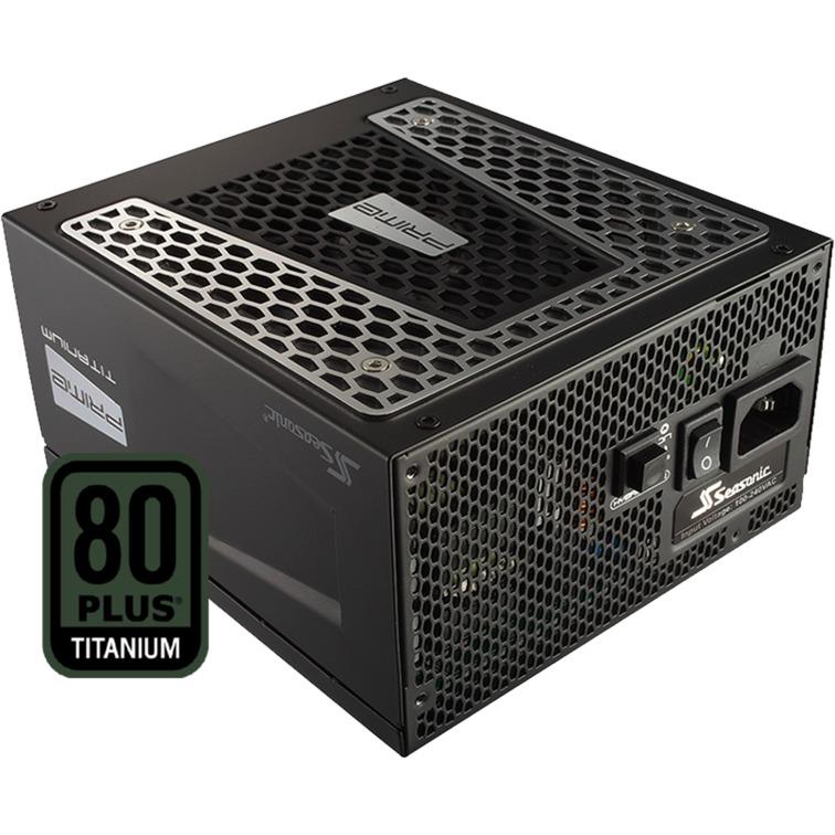 SSR-850TR 850W ATX Noir unité d'alimentation d'énergie, Alimentation PC