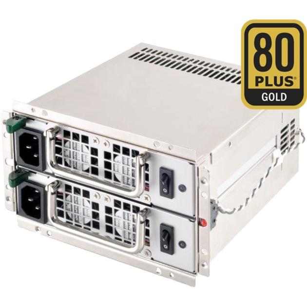 SST-GM600-G 2x600W, Alimentation PC