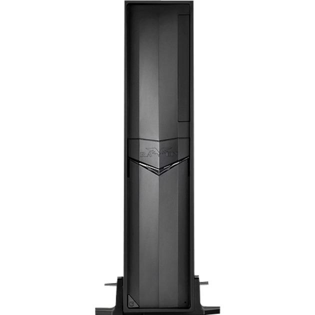 SST-RVZ02B Small Form Factor (SFF) Noir unité centrale, Logement Bureau