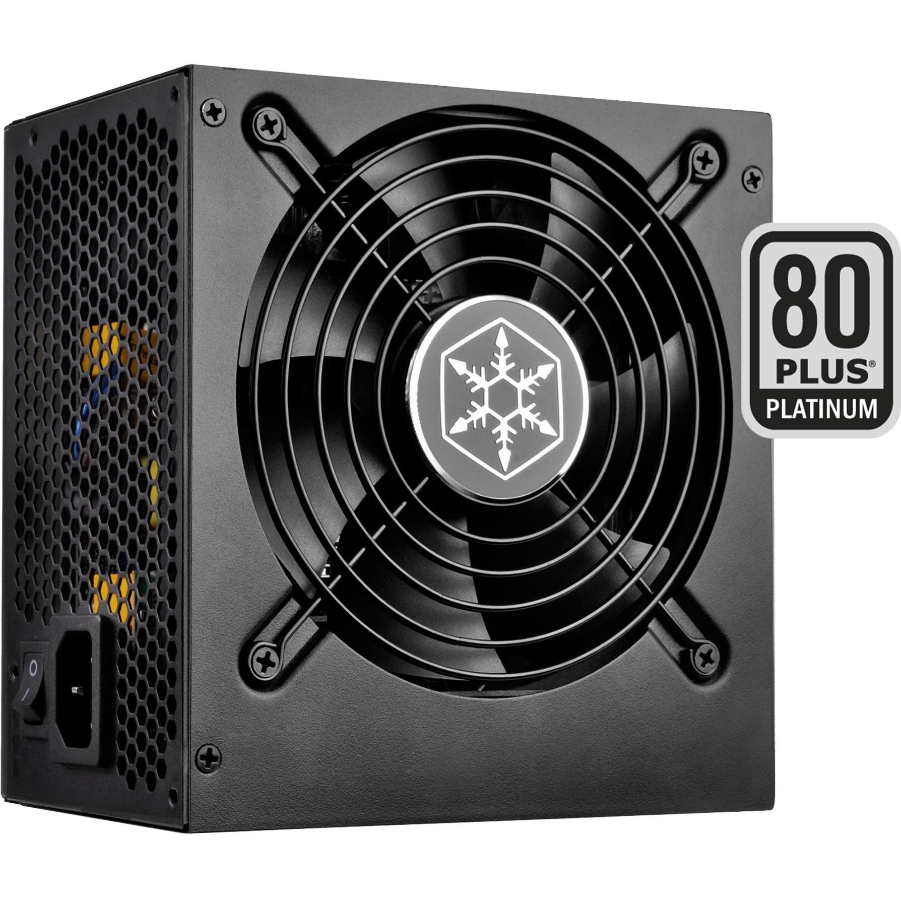 ST55F-PT 550W ATX Noir unité d'alimentation d'énergie, Alimentation PC