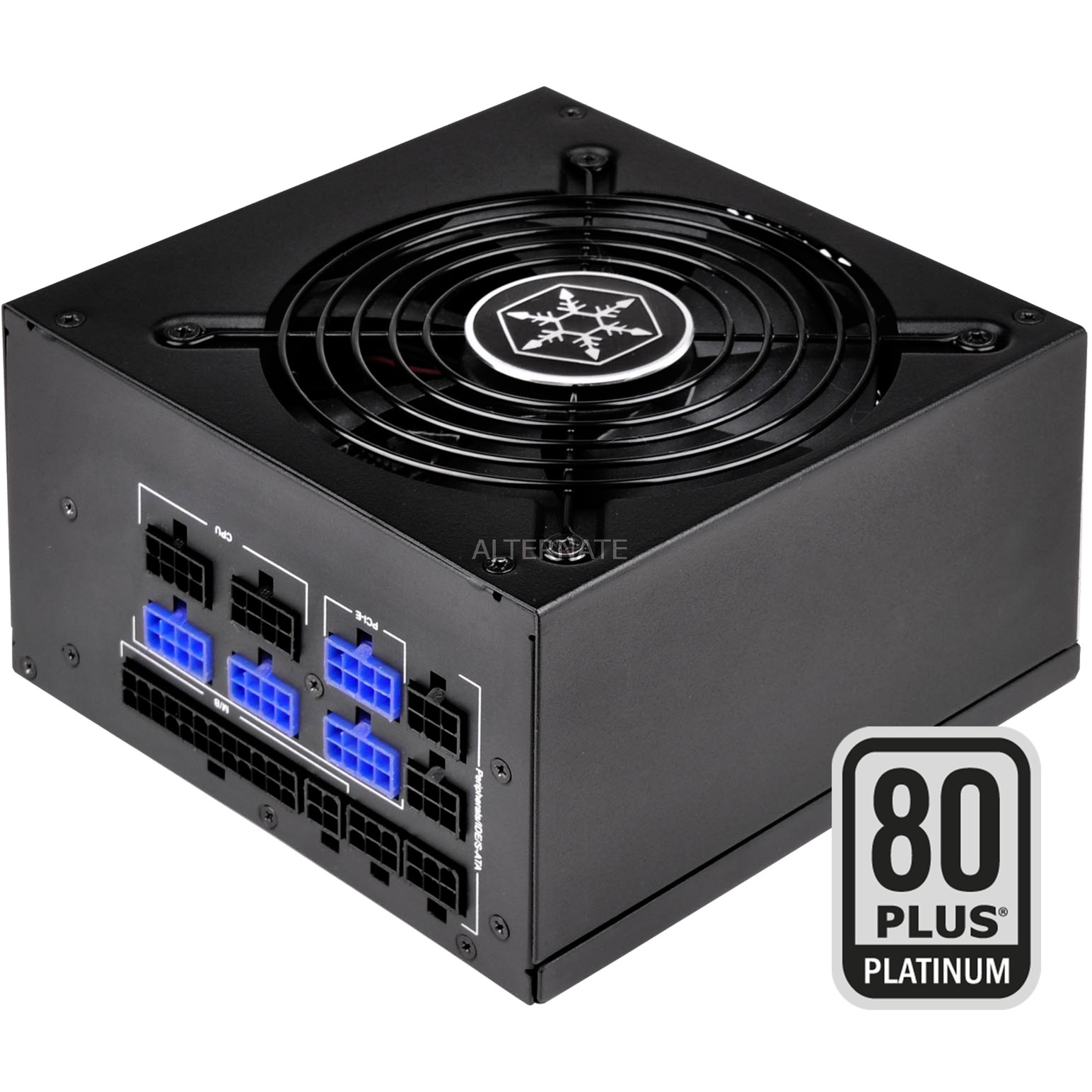ST85F-PT 850W ATX Noir unité d'alimentation d'énergie, Alimentation PC