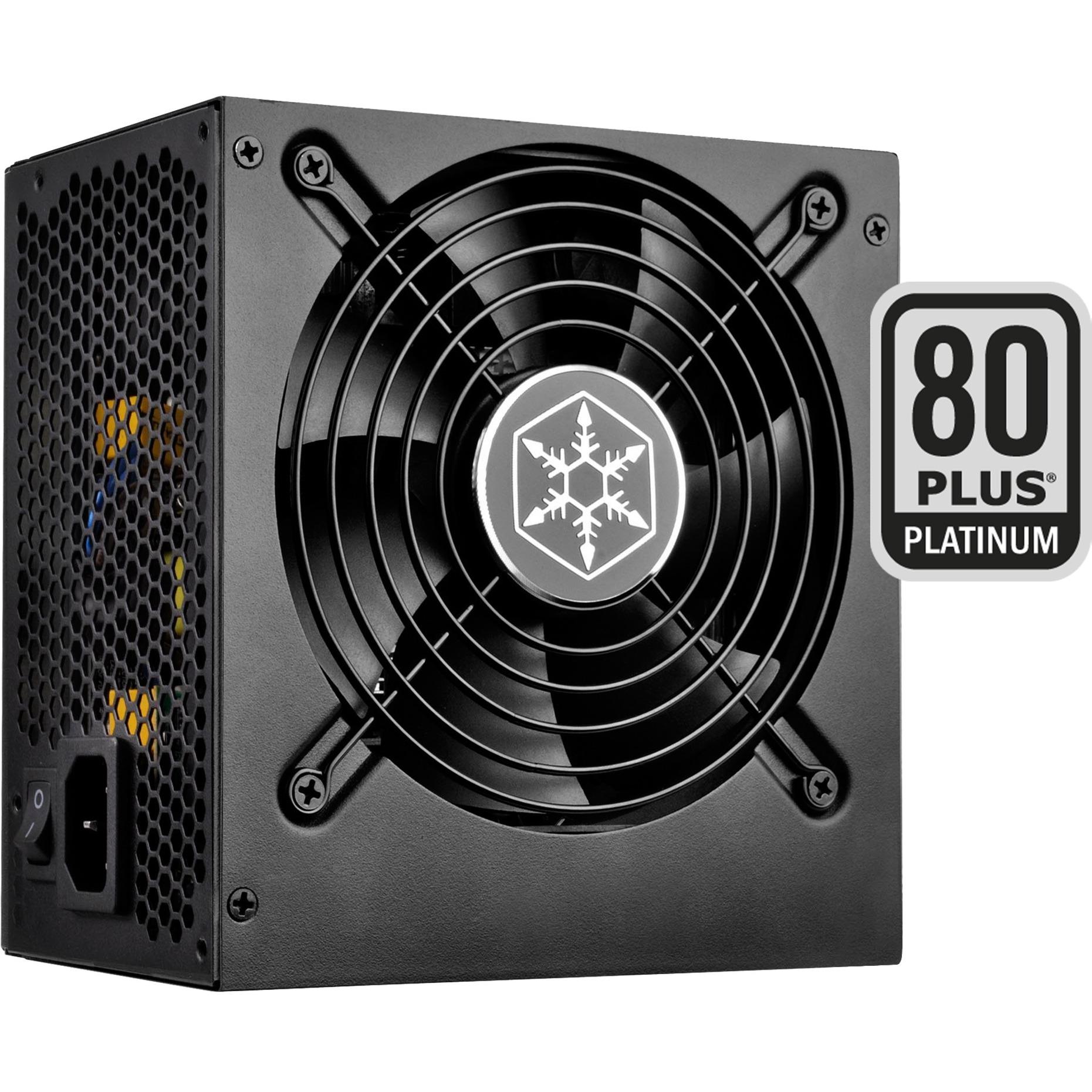 Strider Platinum 750W ATX Noir unité d'alimentation d'énergie, Alimentation PC