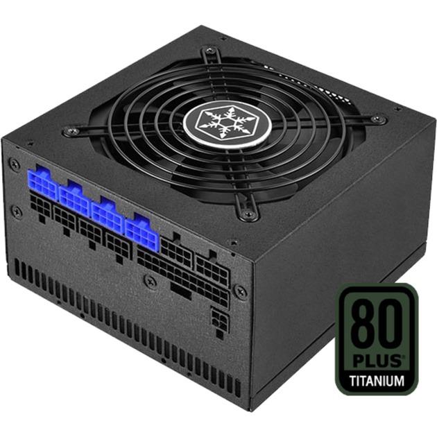 Strider Titanium ST60F-TI 600W ATX Noir unité d'alimentation d'énergie, Alimentation PC