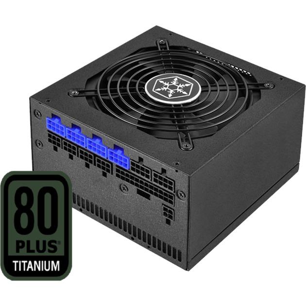Strider Titanium ST80F-TI 800W ATX Noir unité d'alimentation d'énergie, Alimentation PC