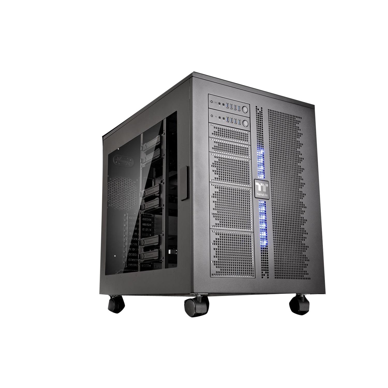 Core W200 Full-Tower Noir unité centrale, Châssis grand tour