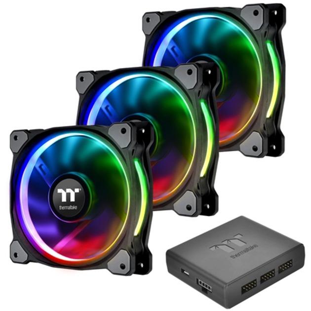 Riing Plus Boitier PC Ventilateur, Ventilateur de boîtier
