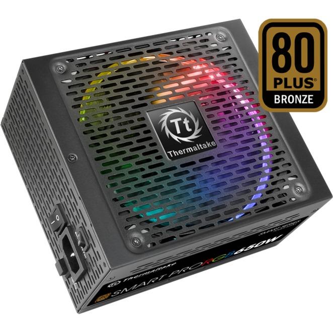 Smart Pro RGB 650W ATX Noir unité d'alimentation d'énergie, Alimentation PC