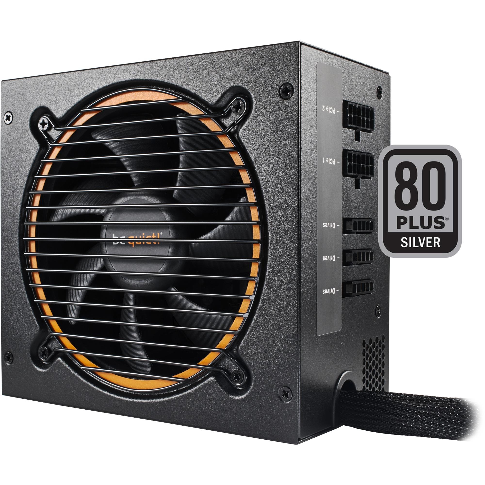 Pure Power 10 500W CM, Alimentation PC