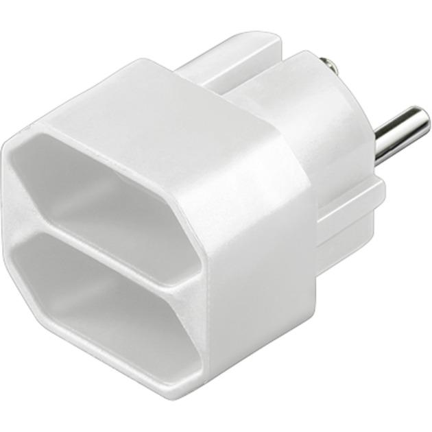 51000 Blanc adaptateur de puissance & onduleur, Adaptateur de prise