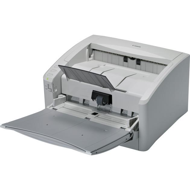 imageFORMULA 6010C Alimentation papier de scanner 600 x 600DPI A4 Blanc, Scanner à feuilles