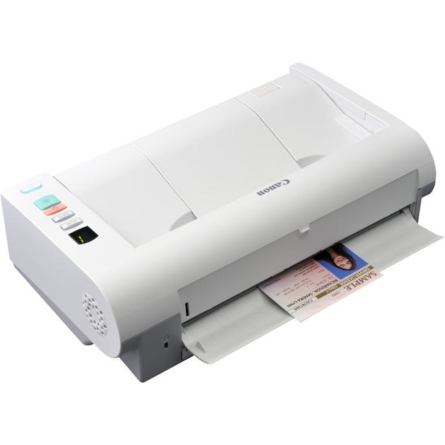 imageFORMULA DR-M140 Alimentation papier de scanner 600 x 600DPI A4 Gris, Scanner à feuilles