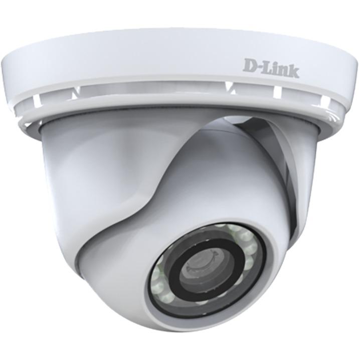 DCS-4802E IP security camera Intérieure et extérieure Dome Blanc caméra de sécurité, Caméra de surveillance