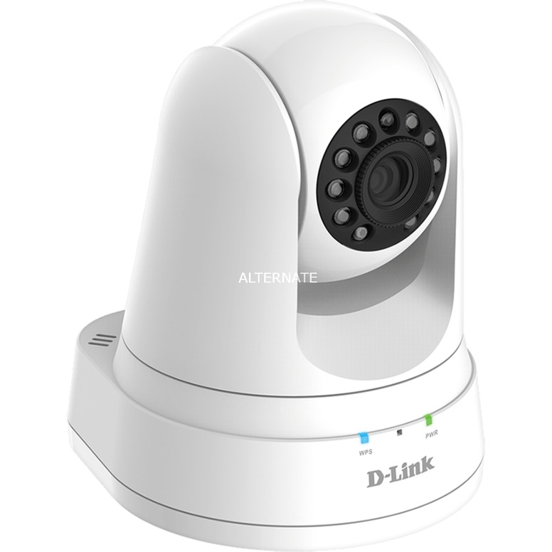 DCS-5030L IP security camera Intérieur Dome Blanc caméra de sécurité, Caméra réseau