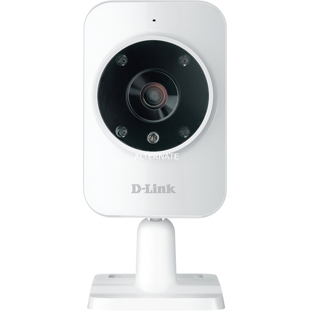 Home Monitor HD IP security camera Intérieur Boîte Blanc, Caméra de surveillance