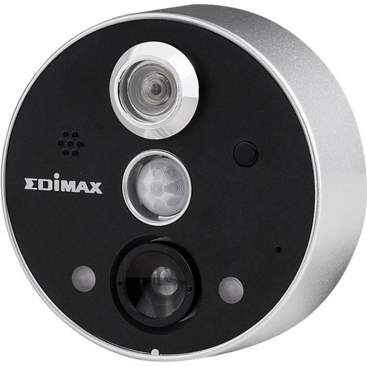 IC-6220DC IP security camera Intérieure et extérieure Cachée Noir, Blanc caméra de sécurité, Caméra réseau