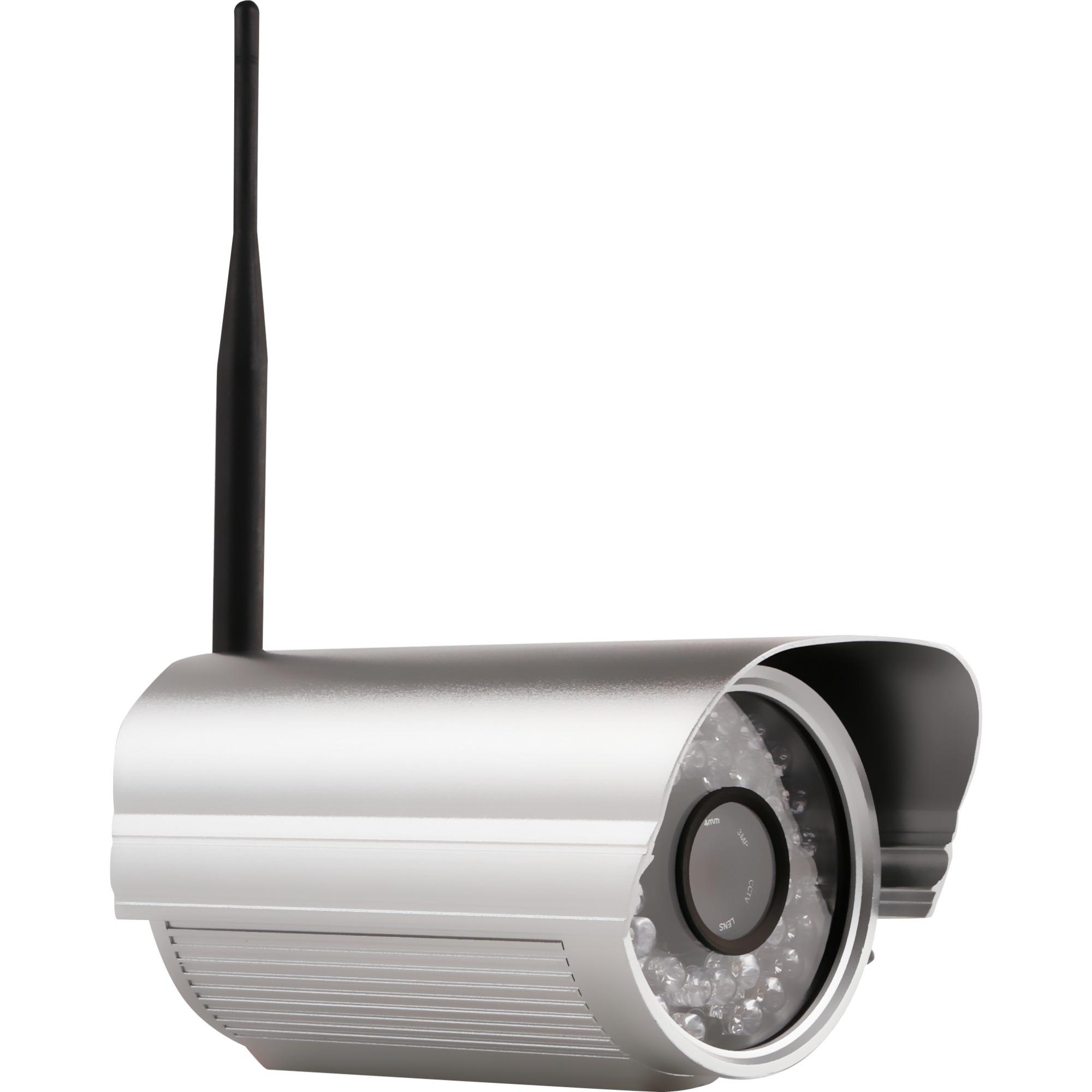 FI9805W IP security camera Extérieur Cosse Argent caméra de sécurité, Caméra réseau