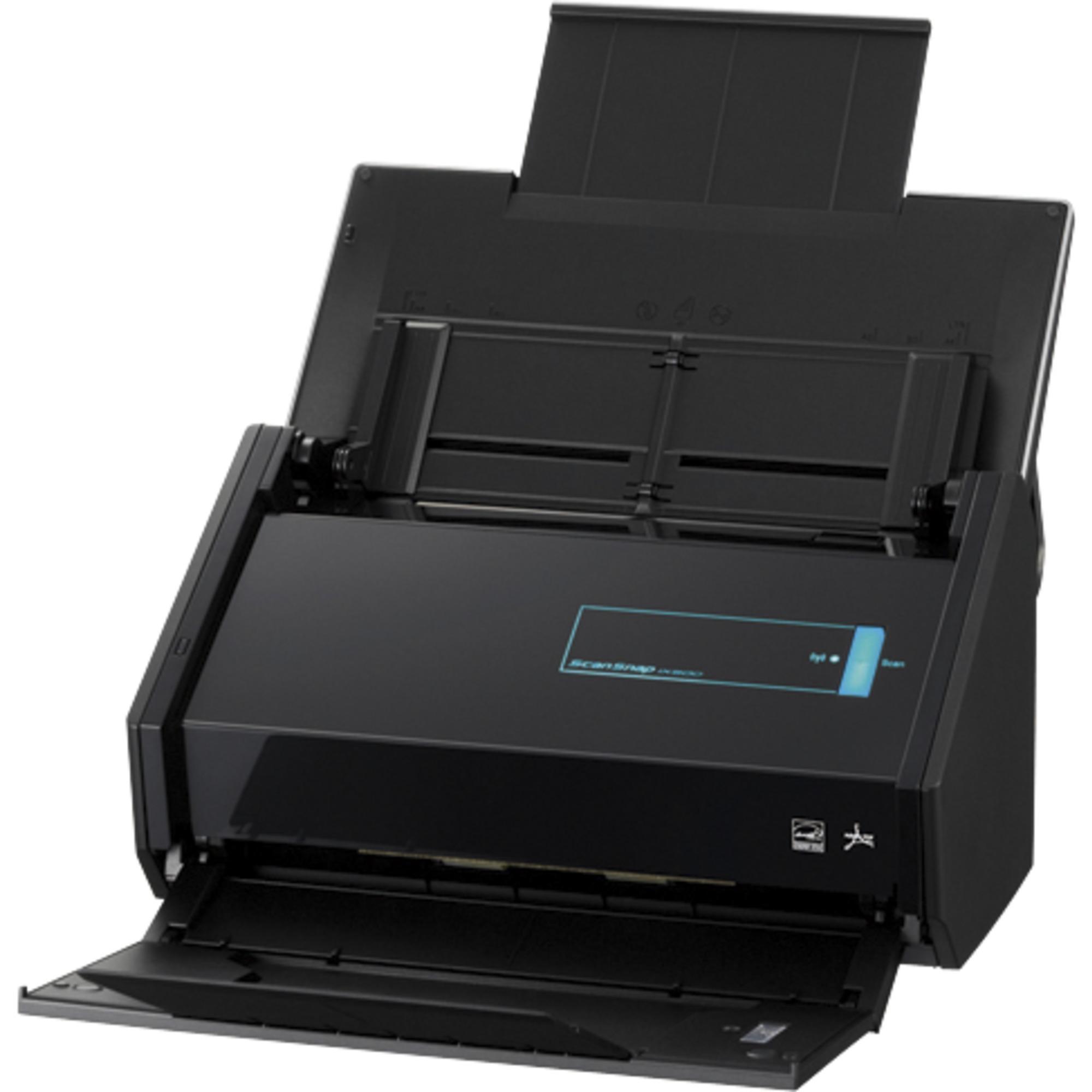 ScanSnap iX500 Scanner ADF 600 x 600DPI A4 Noir