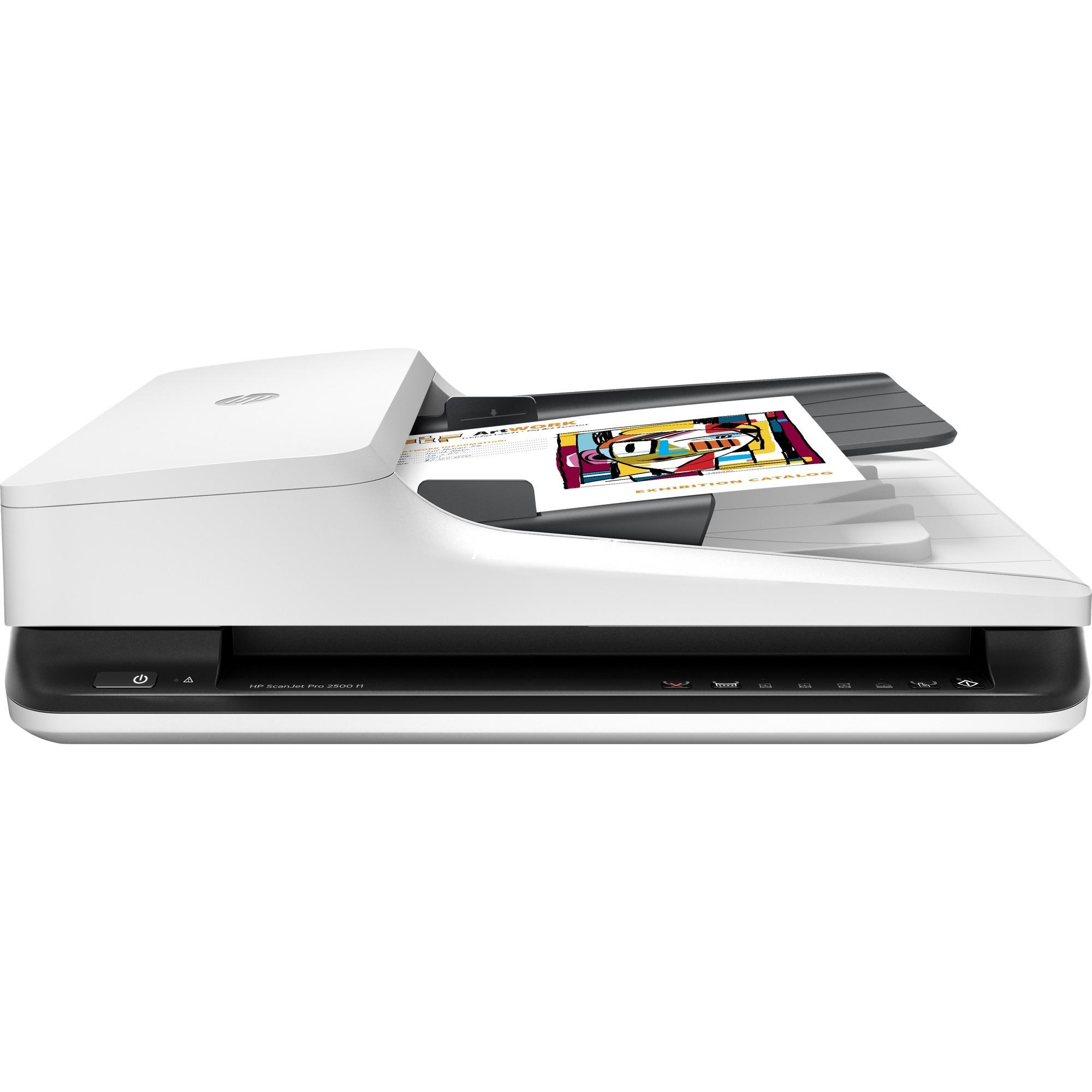 Scanjet Scanner à plat Pro 2500 f1