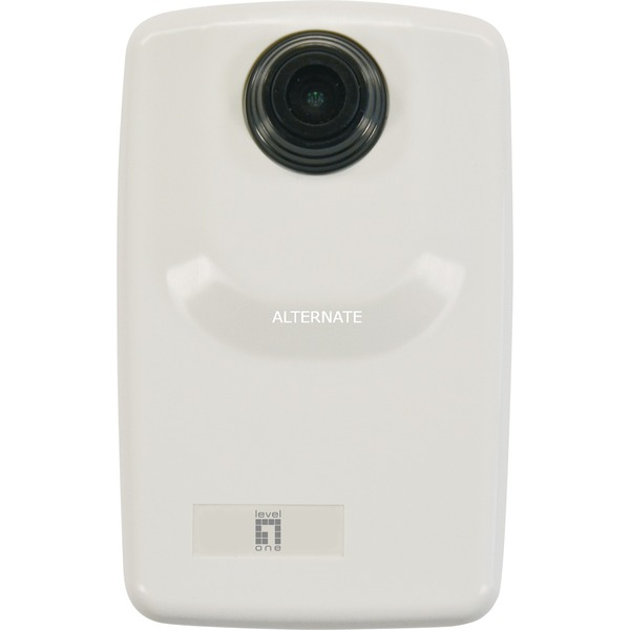 FCS-0032 IP security camera Cube Blanc, Caméra réseau