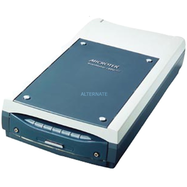 ScanMaker i800 plus, Scanner