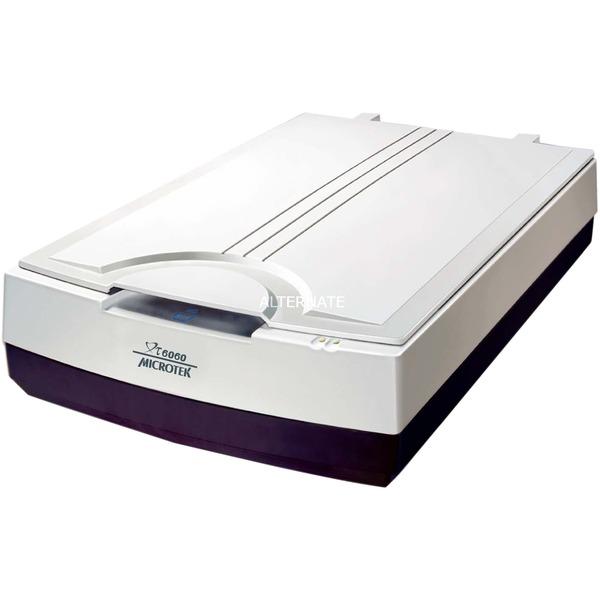 XT6060 Numérisation à plat 600 x 600DPI A3 Noir, Blanc, Scanner à plat