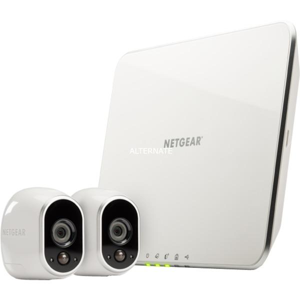 Arlo Security System avec 2x HD Caméra's, Caméra réseaux