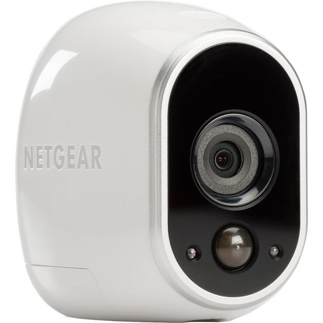 VMC3030 IP security camera Intérieur Cosse Blanc, Caméra de surveillance