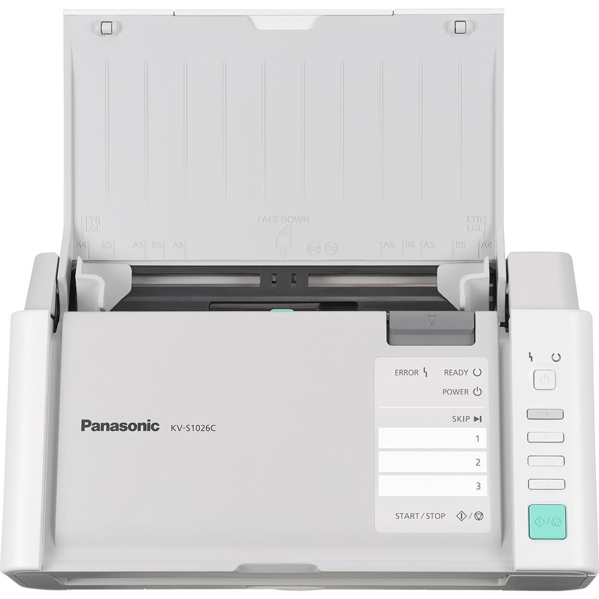 KV-S1026C-U Scanner ADF 600 x 600DPI A4 Blanc scanner