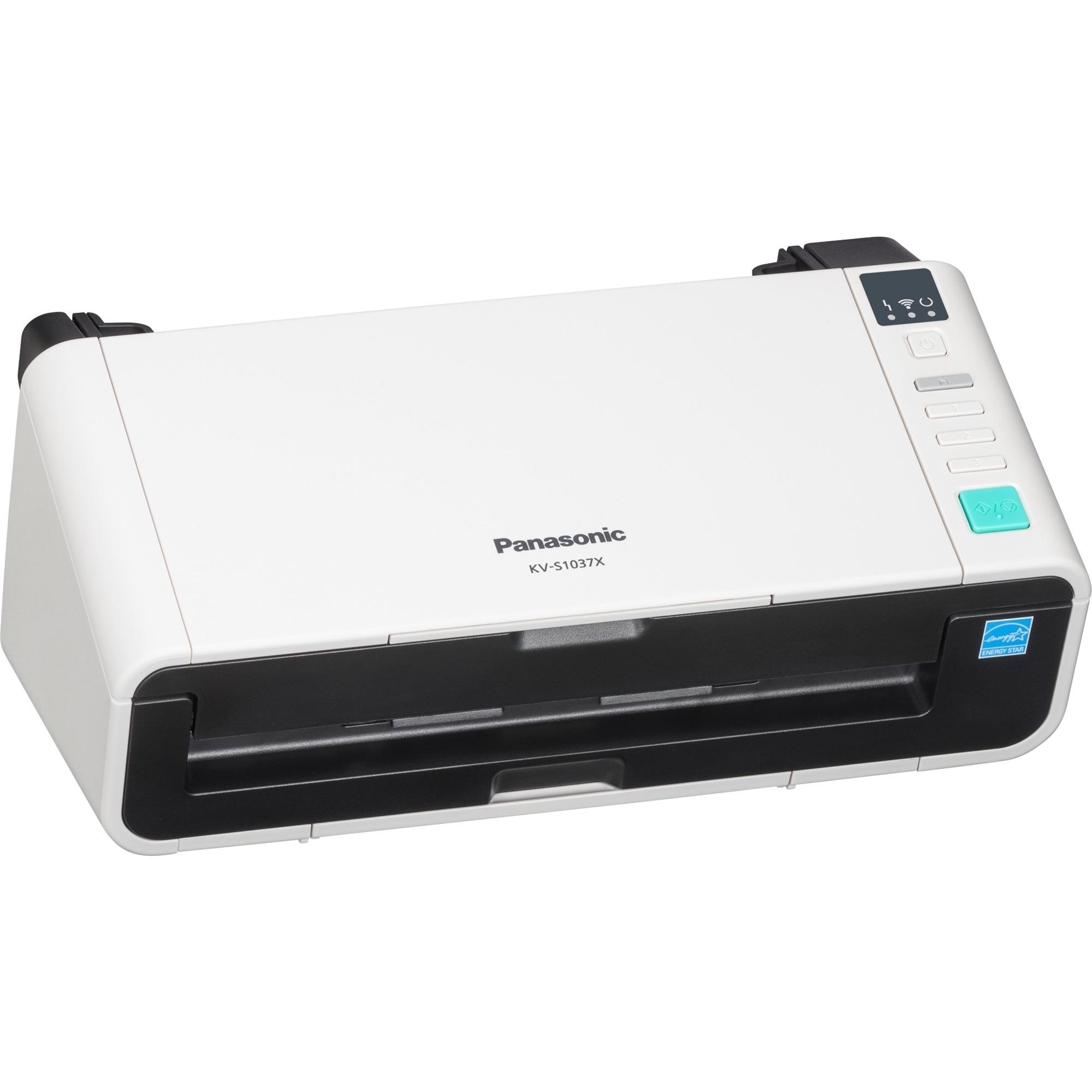 KV-S1037X-U, Scanner