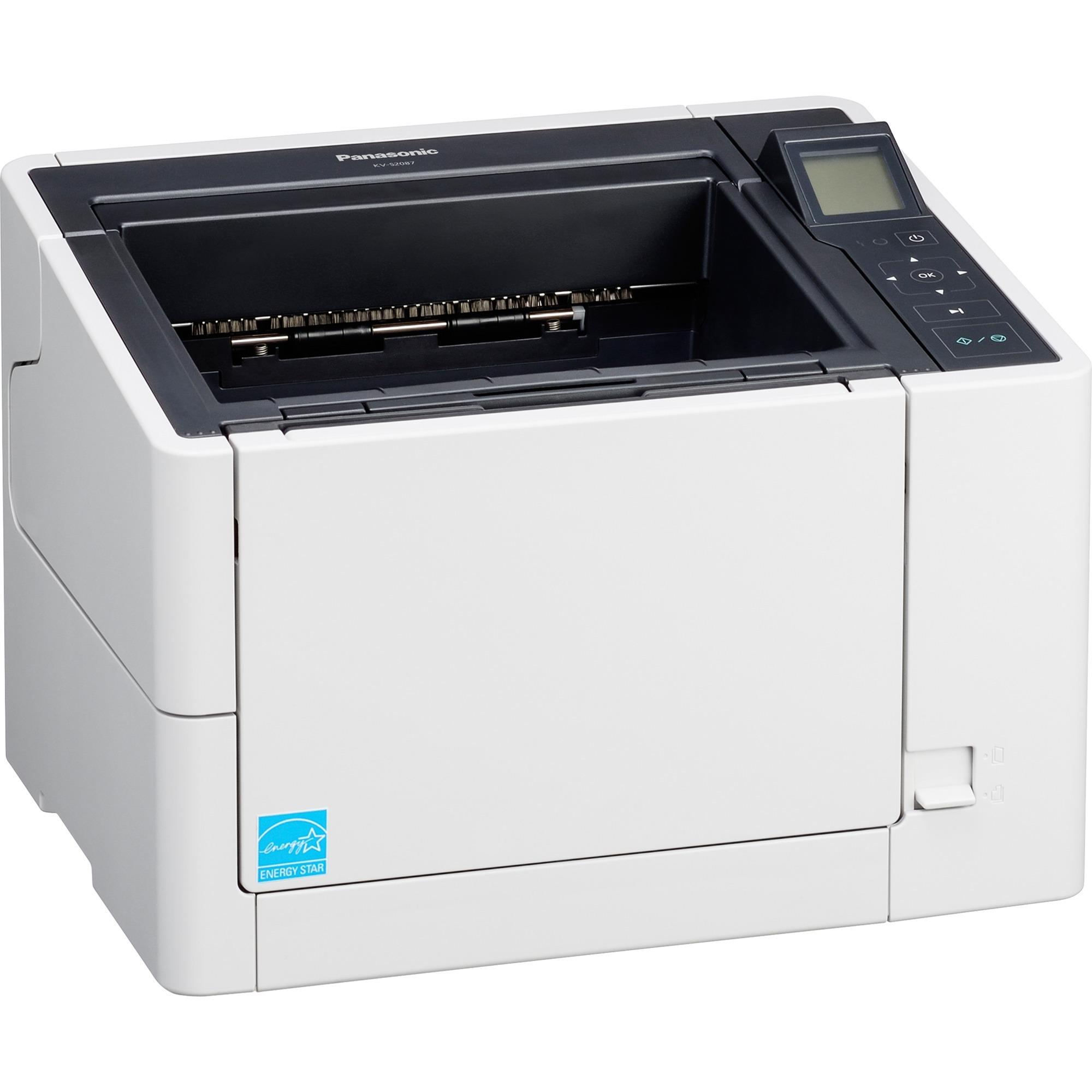 KV-S2087-U ADF scanner 600 x 600DPI A4 Noir, Blanc scanner