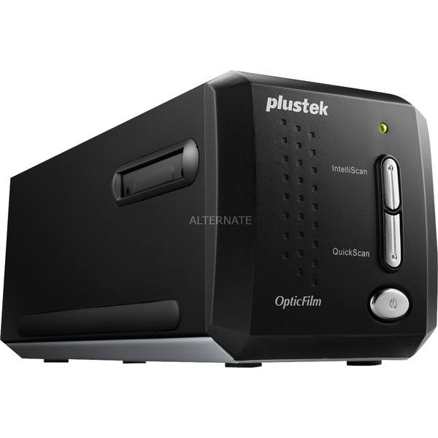 OpticFilm 8200i Ai Film/slide scanner 7200 x 7200DPI Noir, Scanners de diapositives