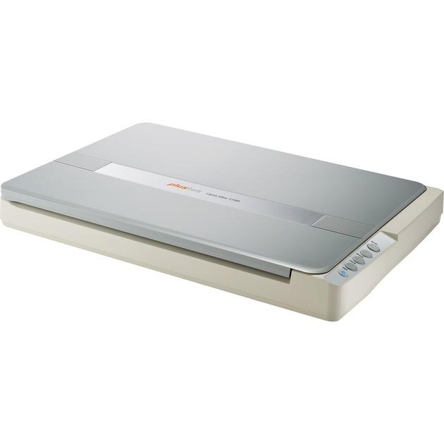 OpticSlim 1180 Numérisation à plat 1200 x 1200DPI A3 Gris, Blanc, Scanner à plat