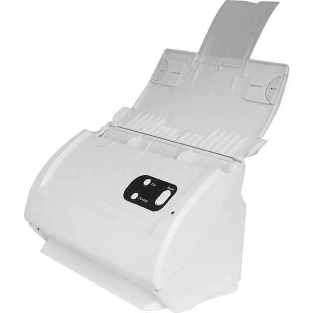 SmartOffice PS283 Scanner ADF 600 x 600DPI A4 Blanc, Scanner à feuilles