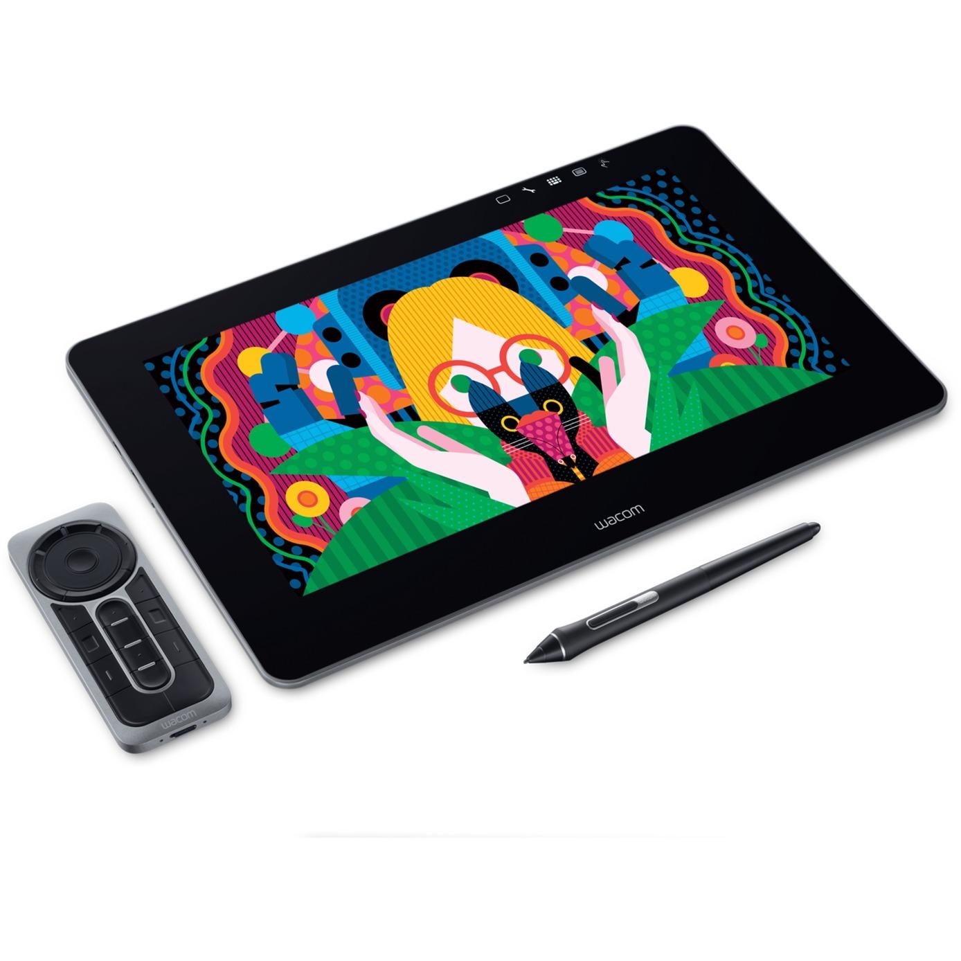 Cintiq Pro 13 5080lignes par pouce 294 x 166mm USB Noir tablette graphique