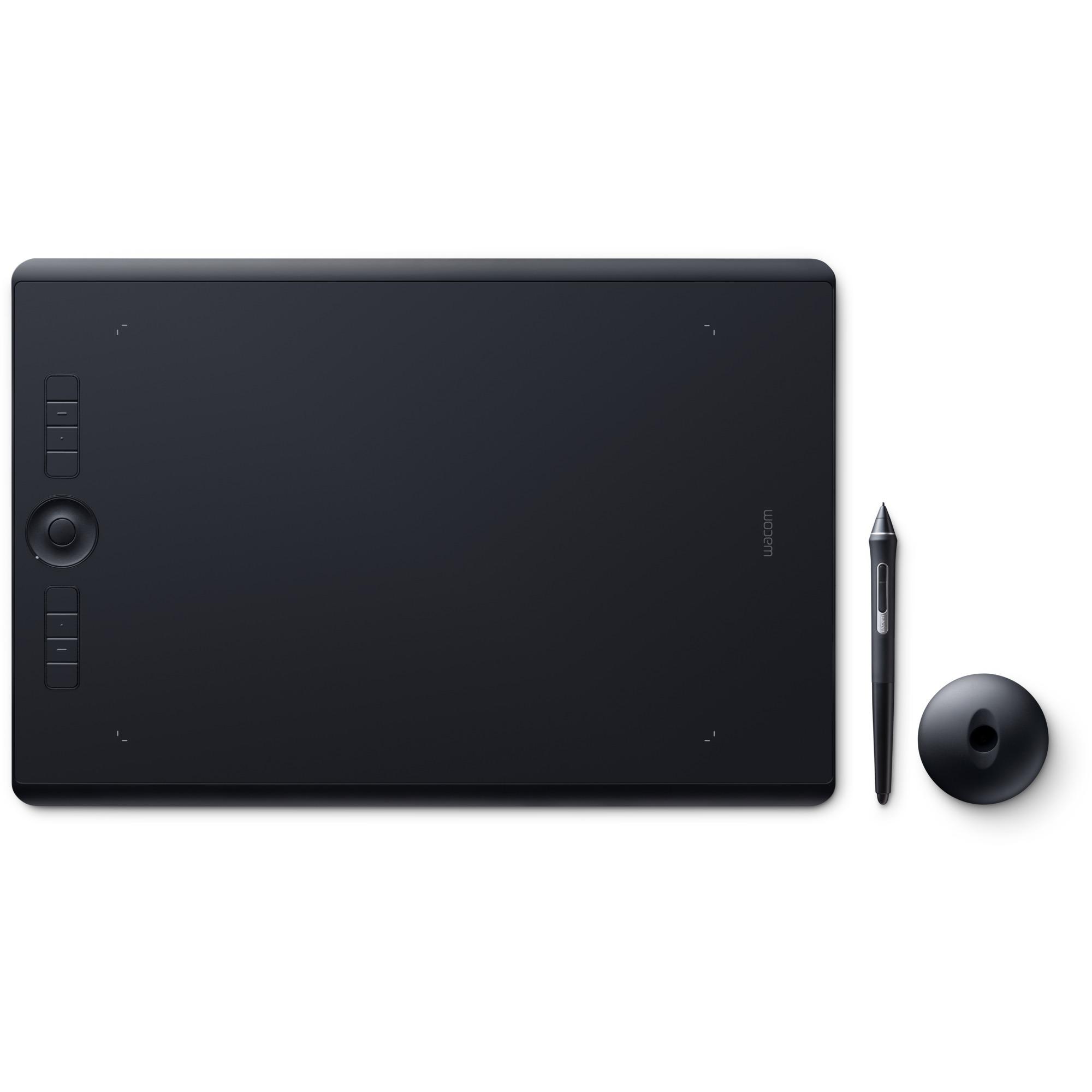 Intuos Pro 5080lpi 224 x 148mm USB/Bluetooth Noir tablette graphique
