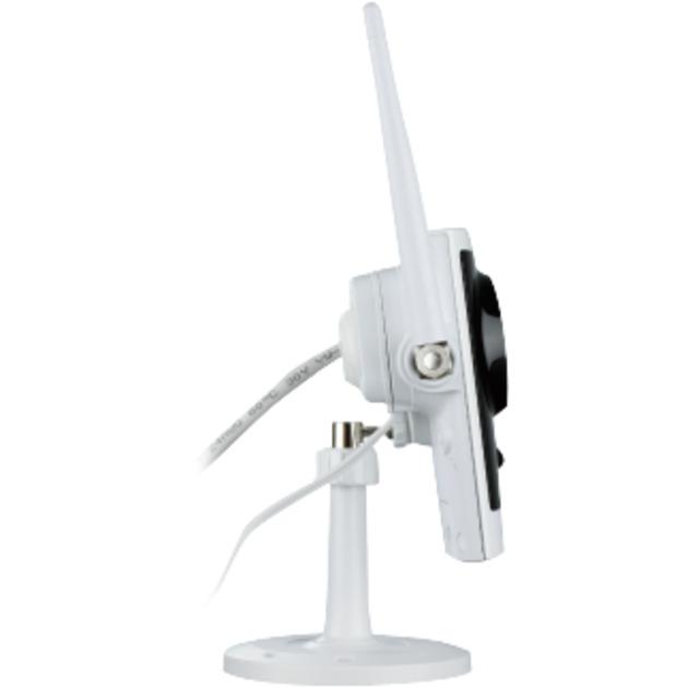 DCS-2332L IP security camera Extérieur Boîte Noir, Blanc caméra de sécurité, Caméra réseau
